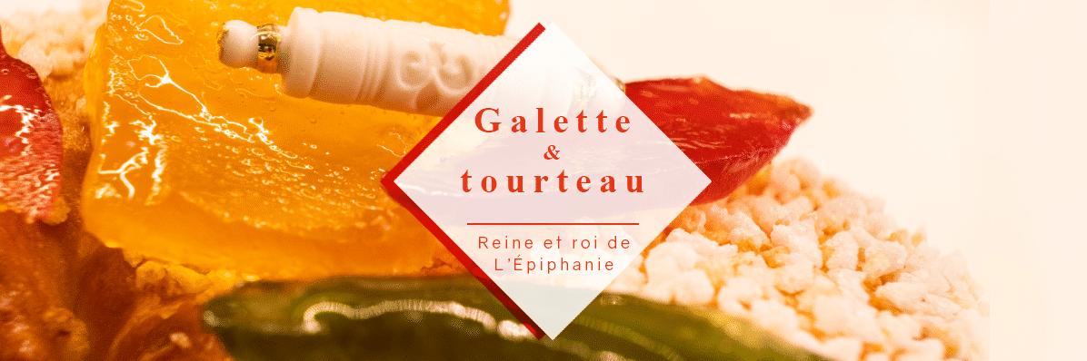 Galette, tourteau et Épiphanie